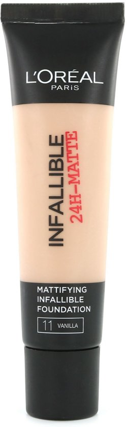L'Oréal Paris Infallible 24h Matte Foundation - 11 Vanilla