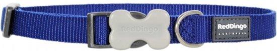 Red Dingo Halsband Hond 15mm 24-36cm DC-ZZ-DB-15