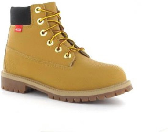 Stevige Kinderschoenen.Bol Com Timberland Boot Junior Leather Helcor Sportschoenen