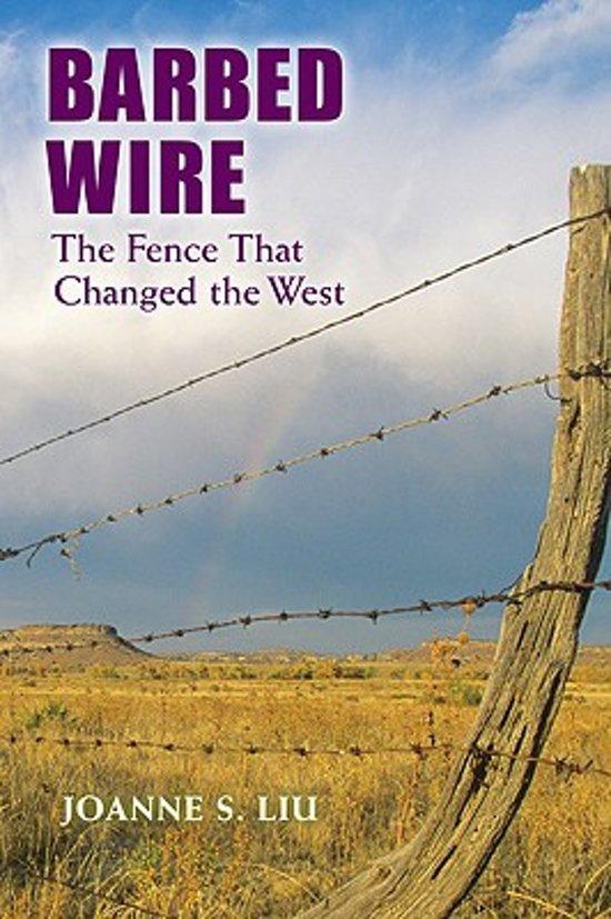 bol.com | Barbed Wire, Joanne S Liu | 9780878425570 | Boeken