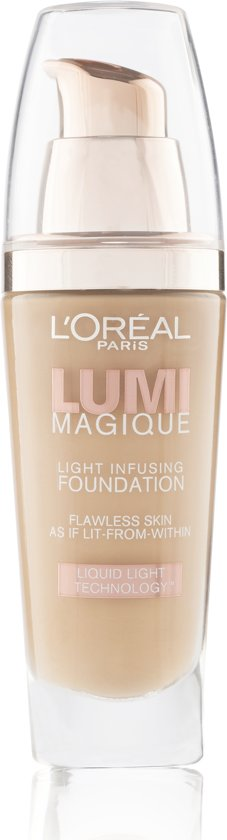 L'Oréal Paris Lumi Magique - DW5 Gold Sand - Foundation