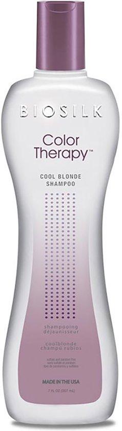 BioSilk Color Therapy Cool Blonde Shampoo-207 ml