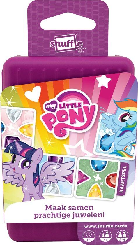 Thumbnail van een extra afbeelding van het spel My Little Pony Kaartspel