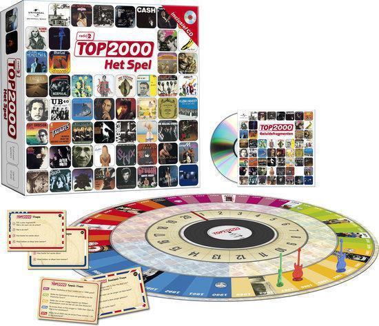 Top 2000 Spel