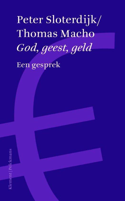 God, geest, geld