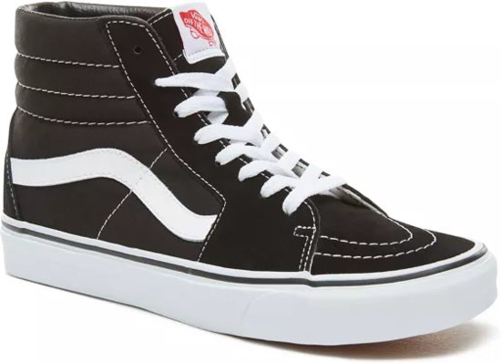 wit Zwart Sneakers Vans Maat Unisex hi 36 Sk8 H6HzCf
