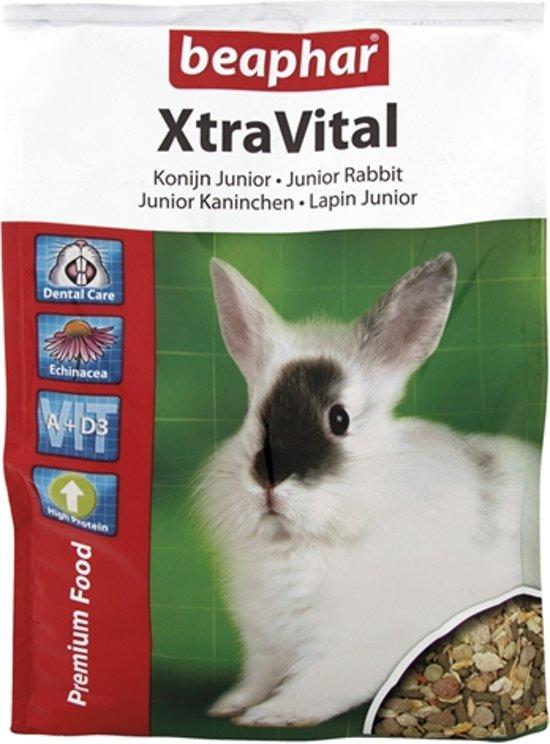 Beaphar - XtraVital Konijn Junior - 1 à 2,5 Kg