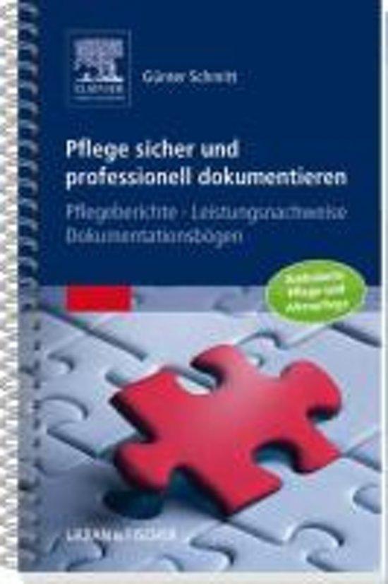 Pflege sicher und professionell dokumentieren