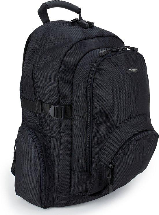 0e8ee6f83ff bol.com | Targus Classic - Laptop Rugzak - 15-16 inch- Zwart