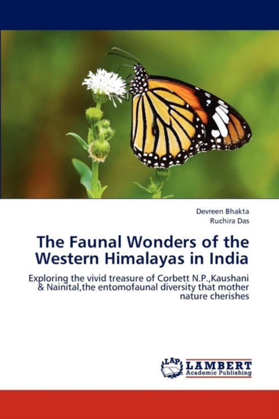 The Faunal Wonders of the Western Himalayas in India