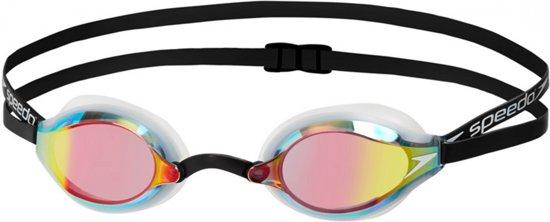 speedo Fastskin duikbrillen wit/zwart