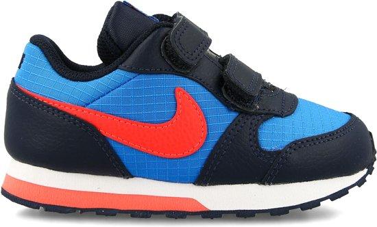 new arrivals 54e54 5413d Nike Jongens Sneakers Md Runner 2 (tdv) - Blauw - Maat 21