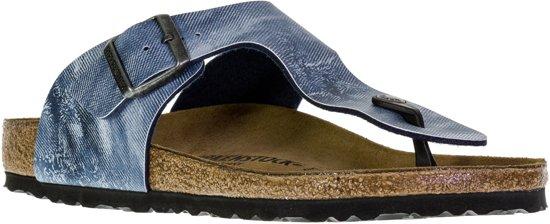 Birkenstock Ramses Normaal Heren Slippers - Blue