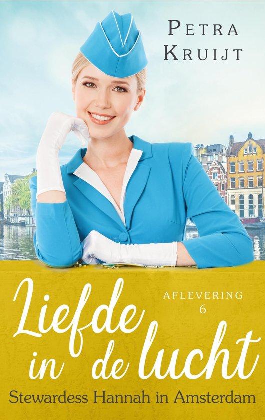Liefde in de lucht 6 - Stewardess Hannah in Amsterdam