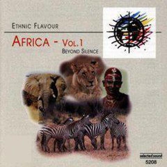 Ethnic Flavour Africa 1