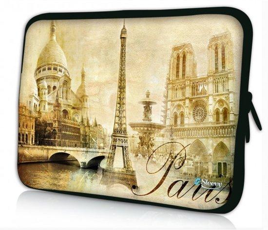 "10.1"" laptop/tablet hoes Paris - Sleevy"