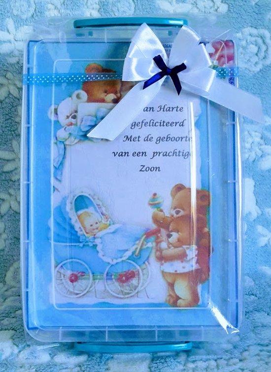 Geboorte Cadeau/ Kraamcadeau