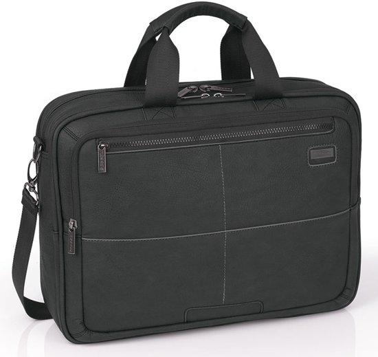 53df44e6c68 bol.com   Gabol 2-vak Laptoptas 15,6 inch Studio Black