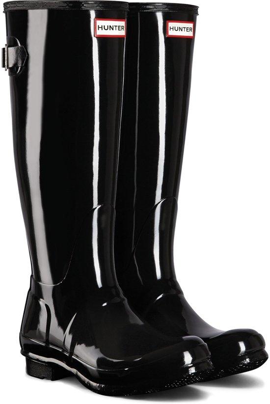 Chasseur De Bottes De Neige Noir / Blanc 5BVTq