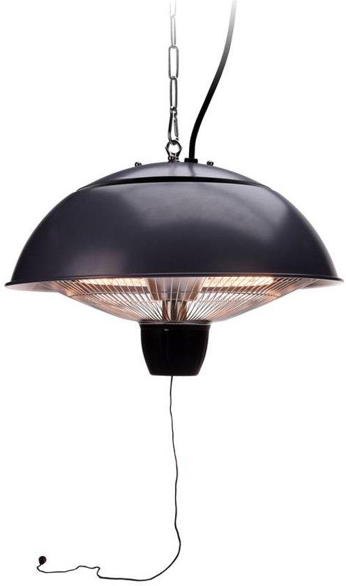 Terrasverwarmer partytent heater 1500 W - IP65 - Hangend - Waterbestendig