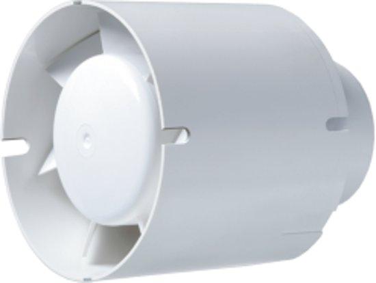 Blauberg Inschuif-buisventilator - Ø 150mm - timer
