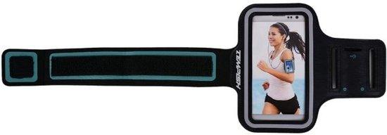 Tempish Smartphone Sportarmband Fix 5 Inch Zwart