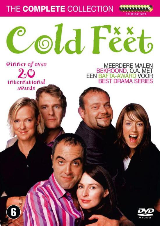 Cold Feet - Complete Collectie 1-5