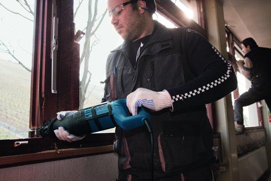 Bosch Professional GSA 1300 PCE Reciprozaag - 1300 Watt - Met 2 zaagbladen en opbergkoffer