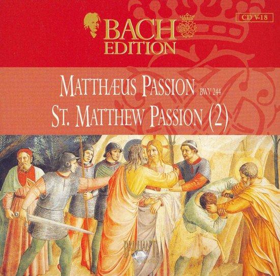 Bach: Matthaus Passion, Part 2