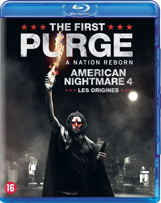 The Purge 4: The First Purge (Blu-ray)