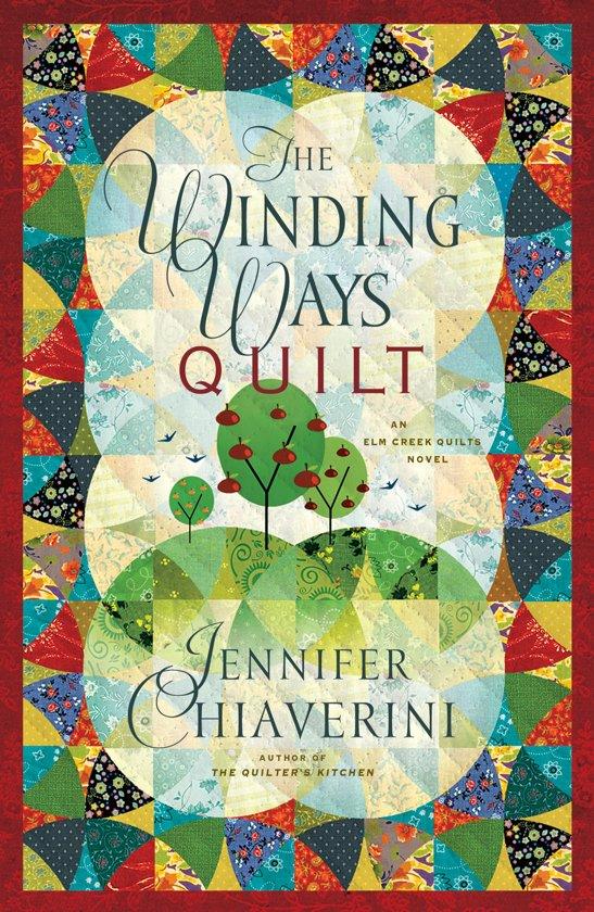 De Bruidsquilt Jennifer Chiaverini.Bol Com The Winding Ways Quilt Jennifer Chiaverini