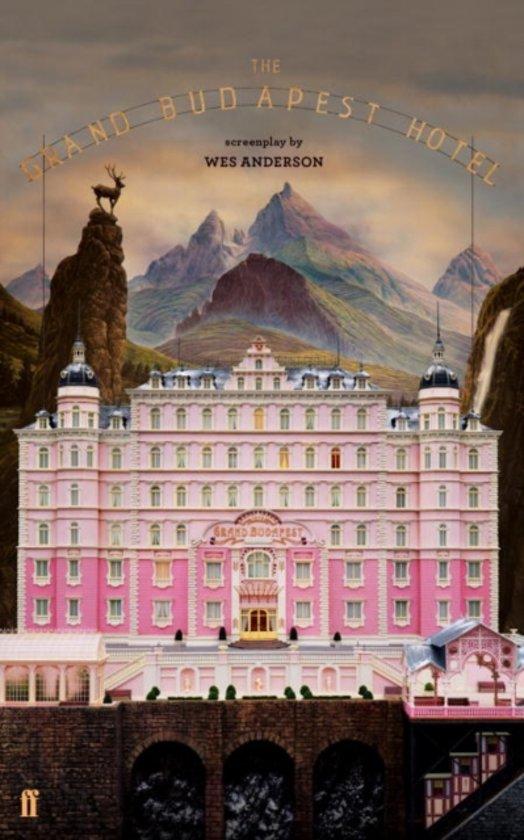 Boek cover Grand Budapest Hotel van Wes Anderson (Paperback)