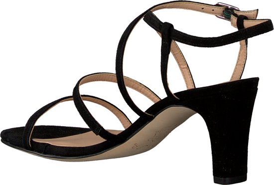 Unisa Dames Sandalen Mimo - Zwart