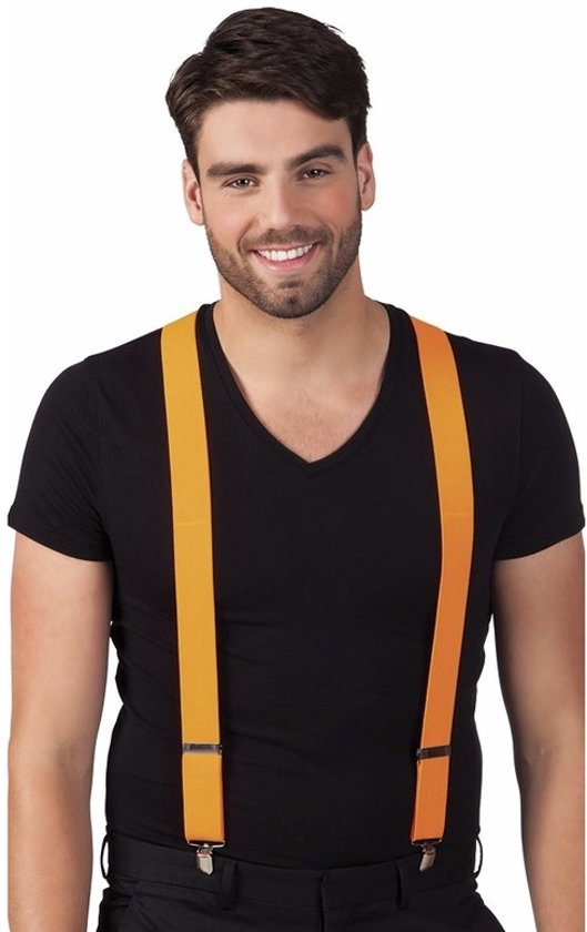 aedc6857922 bol.com | Koningsdag Oranje bretels voor volwassenen, Merkloos ...