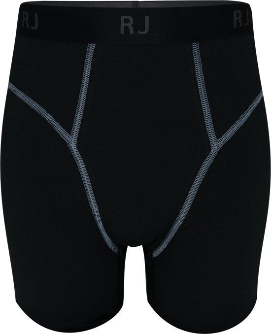 Bol Com Rj Bodywear Heren Boxershort Thermo Cool Zwart Mt L