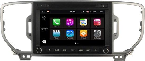 Spiksplinternieuw bol.com | Witson Fiat 500 Navigatie Android LR-08