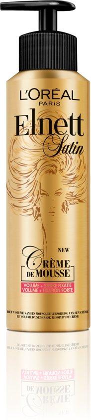 L'Oréal Paris Elnett Crème Volume Mousse - 200 ml