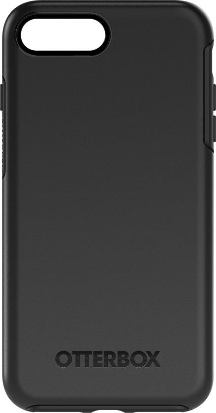 Otterbox Symmetry Case voor Apple iPhone 7 Plus - Zwart in Kapelle