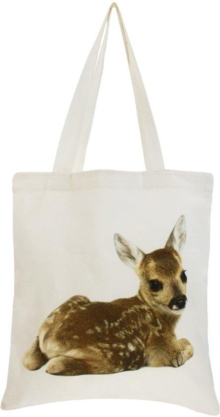 Tas Bambi Mars Canvas And Shopper More Hertje Dieren Cadeaus Thema Y6gf7vbmIy