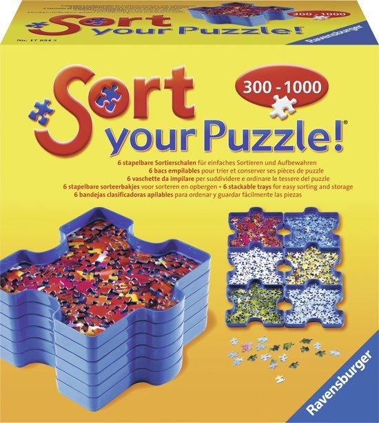 Afbeelding van Ravensburger Sort your puzzle speelgoed