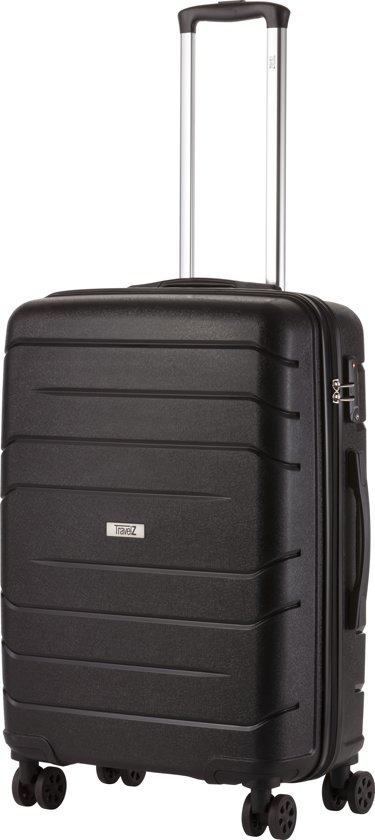 travelz big bars reiskoffer 69 cm trolley. Black Bedroom Furniture Sets. Home Design Ideas