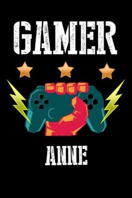Gamer Anne