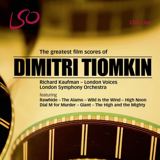 The Greatest Film Scores Of Dimitri