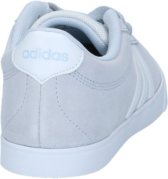 Sportieve Courtset Adidas Pastelblauwe Lage Sneakers xpwB0Zq5n