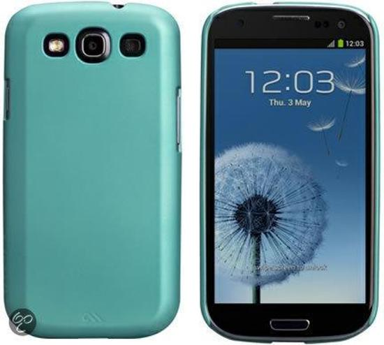 Samsung Galaxy S3 Case-Mate Barely There - Turquoise