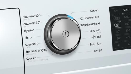 Siemens WM14T6H6NL iQ500 iSensoric