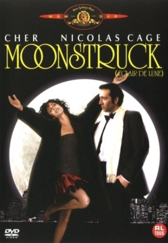 Cover van de film 'Moonstruck'