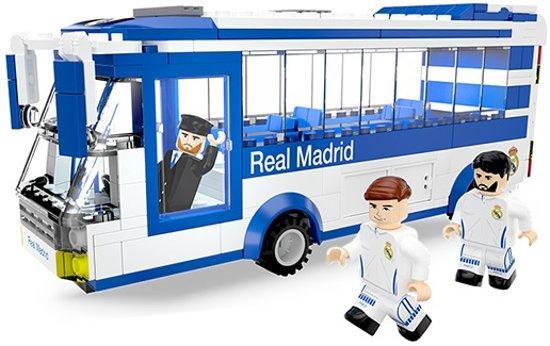 Spelerbus real madrid NanoStars