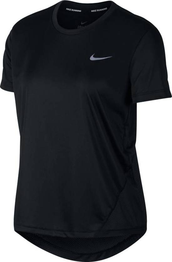 Sporttop Ss Nike DamesZwart Miler Top SqUMVpz