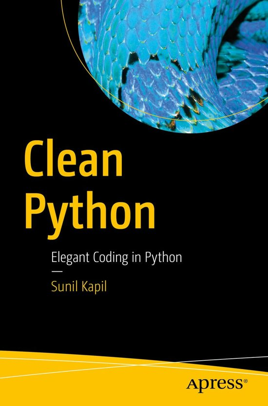 bol com | Clean Python (ebook), Sunil Kapil | 9781484248782
